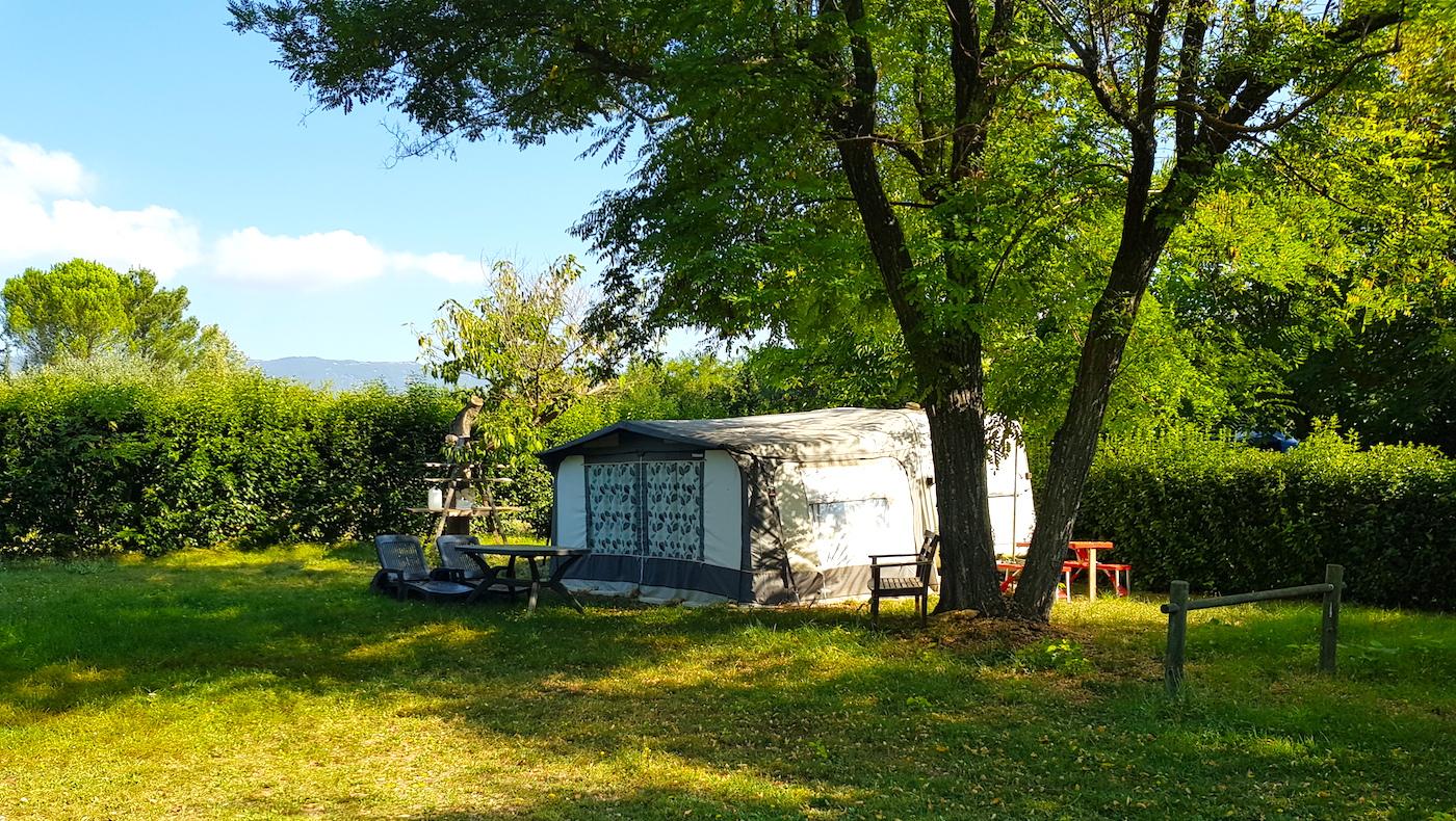 camping etang de la bonde