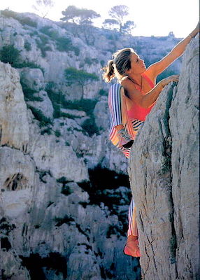 climbing buoux south france vaucluse