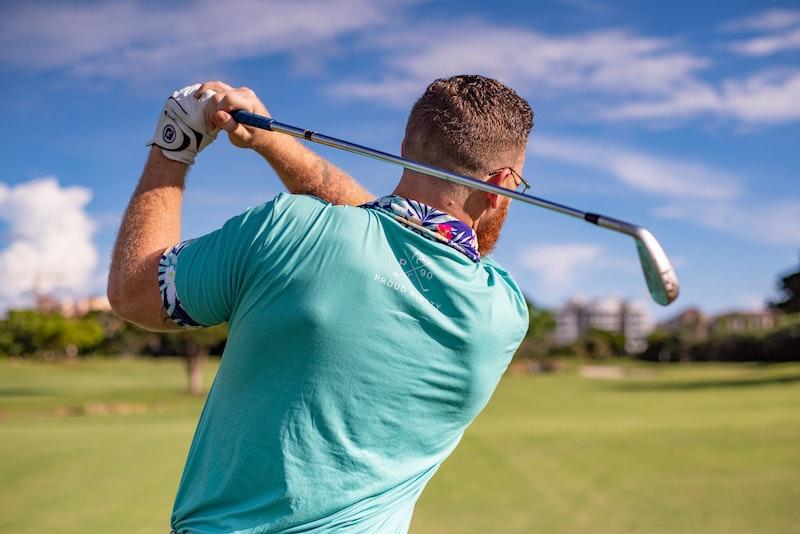 terrain de golf luberon
